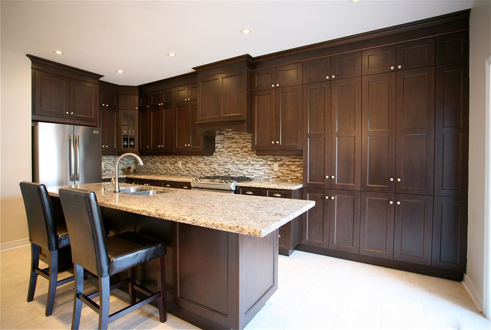 Completed Kitchen Projects Custom Designs Newmarket