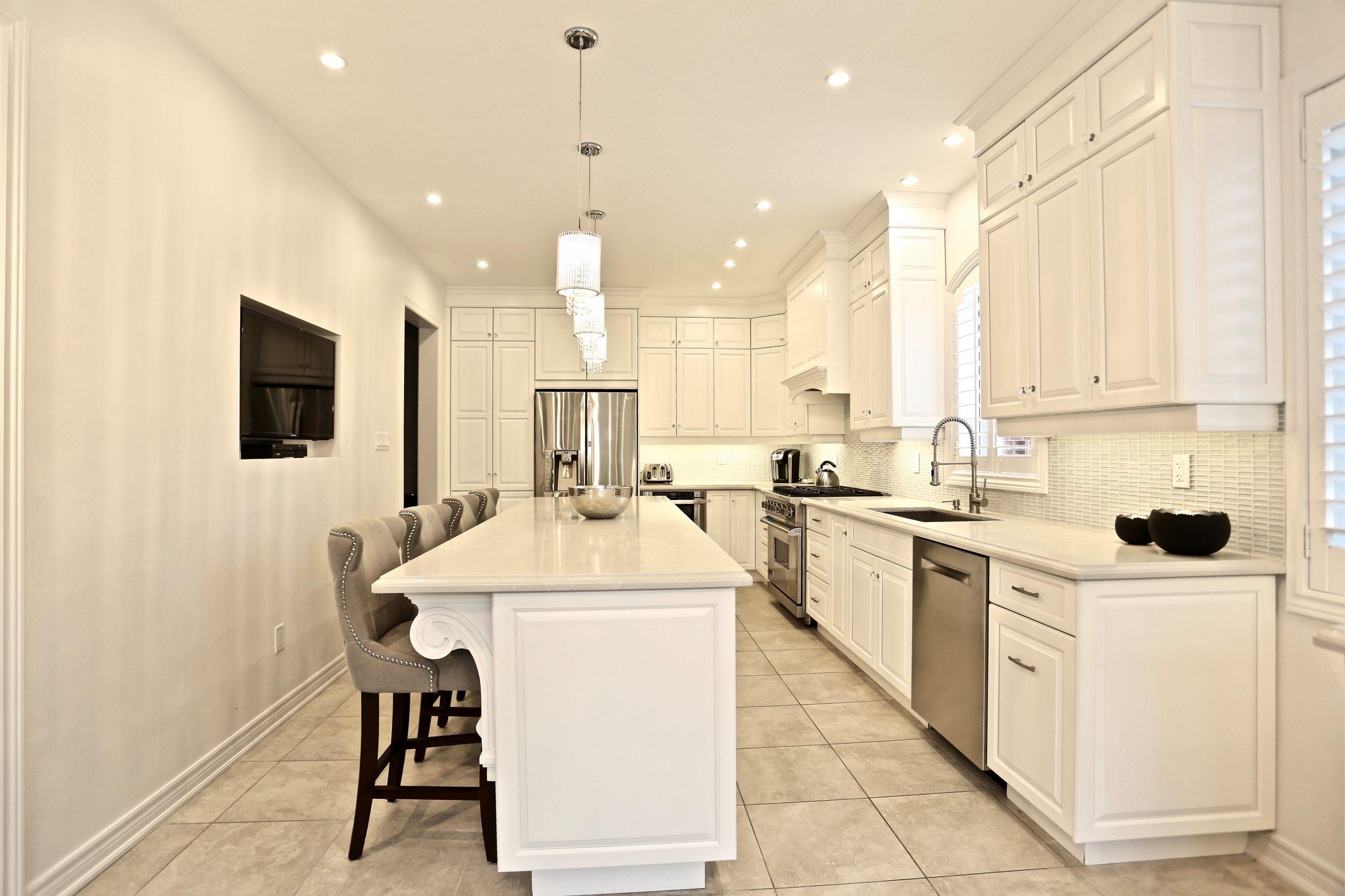 Kitchen Renovation Newmarket Contractor Cabinetry Designs Aurora